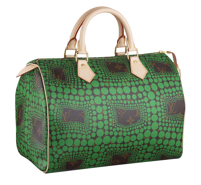 Speedy Monogram Town green