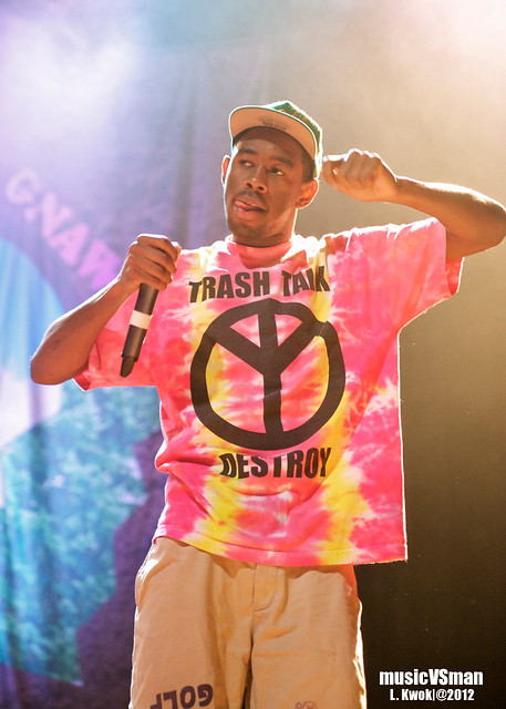 Odd Future @ The Pageant