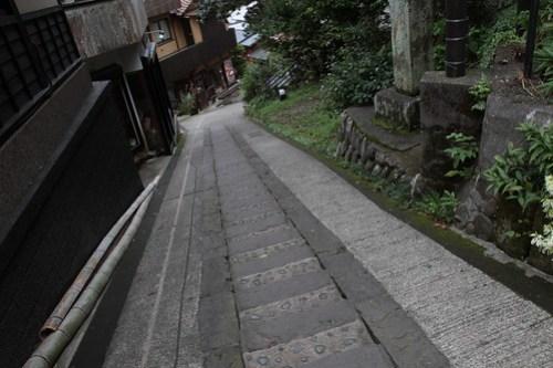 hot spring village of Kurokawa