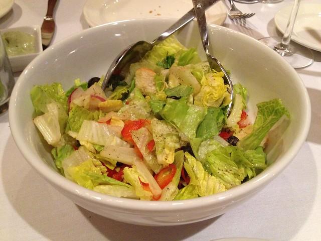House salad - Briscola