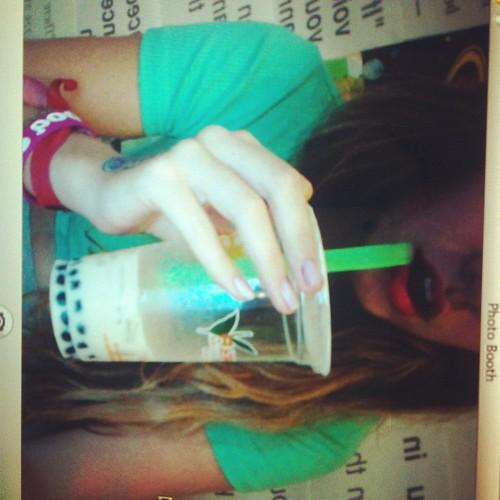 Bubble tea by lupicide