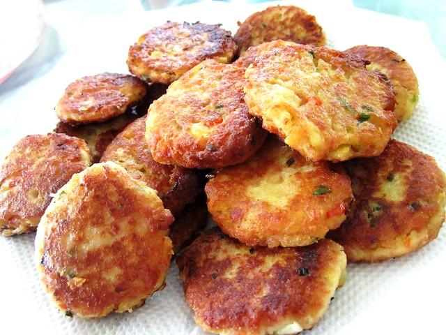 STP's luncheon meat potato criquettes 3