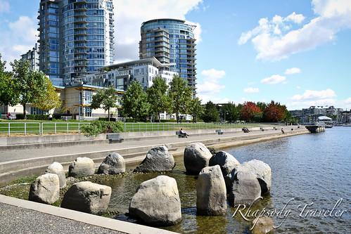 Watery Stonehenge