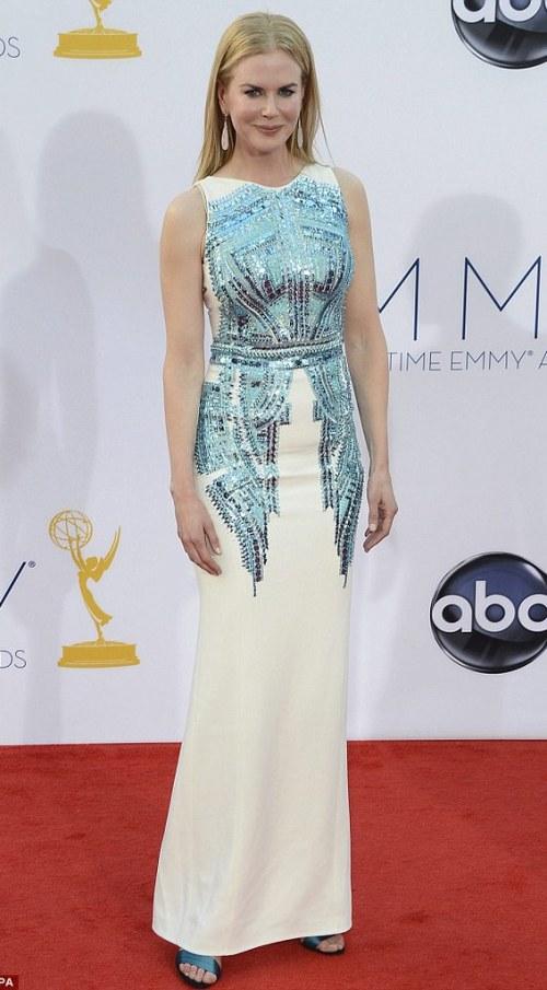 Nicole Kidman in Antonio Berardi