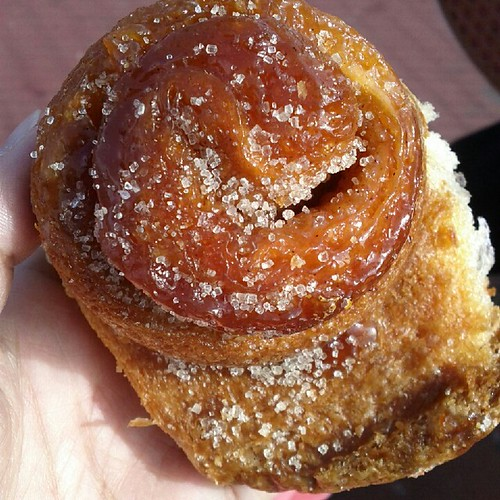 Sticky Morning Bun from Tartine