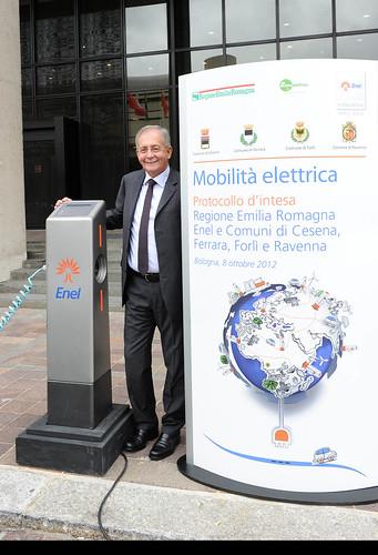Emilia Romagna: con Enel cresce l'auto elettrica