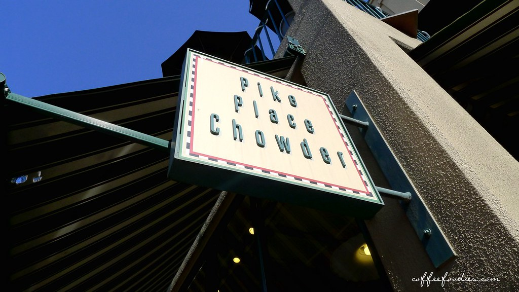 PIKE PLACE CHOWDER Seattle 0008