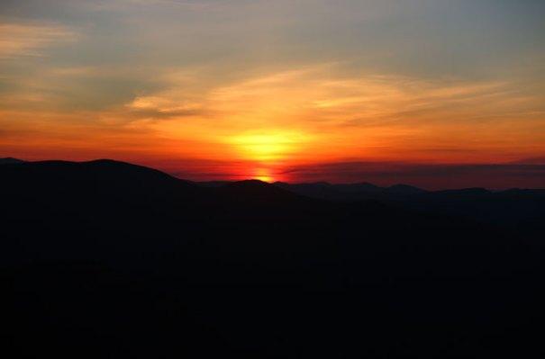 Mt Liberty Sunrise-2