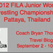 2012 FILA Jr. World Wrestling Championships