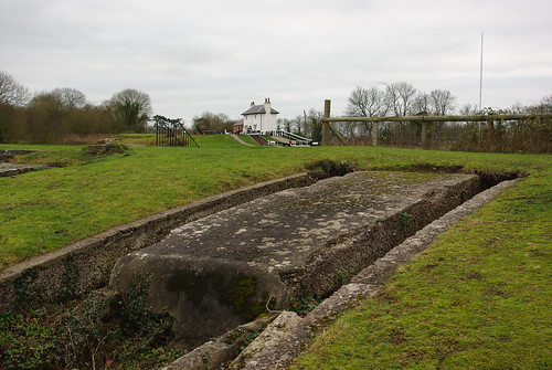 20111227-05_Inclined Plane - Foxton Locks by gary.hadden