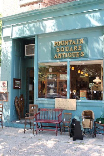 Fountain Square Antiques