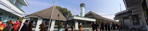 Foto Panorama Masjid Sunan Ampel