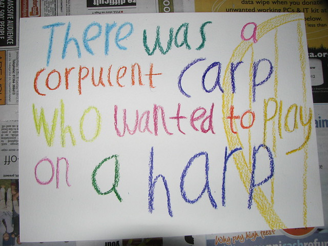 corpulent carp