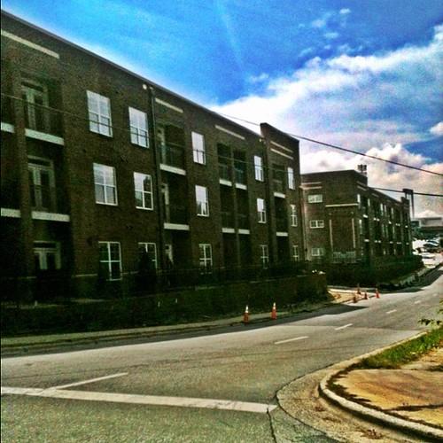 Greenway at Fisher Park by Greensboro NC