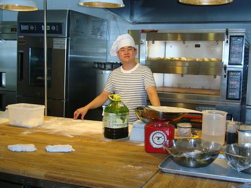 Bäckerei auf Dalmaji by Jens-Olaf