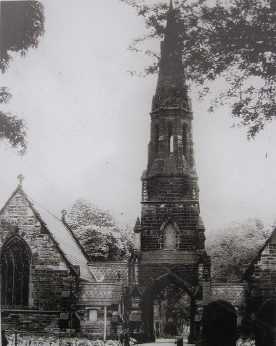 Linthorpe Cemetary Chapels