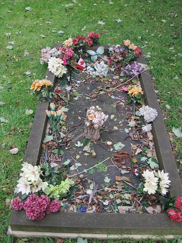 Moses Carpenter, Linthorpe Cemetery