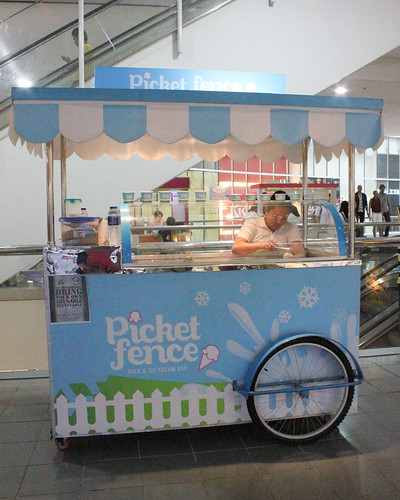 Picket Fence stall