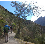 First leg of Inca Trail