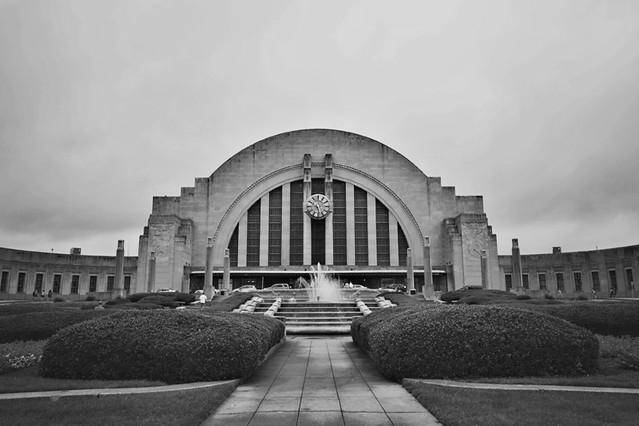 Union Terminal, Cincinnati