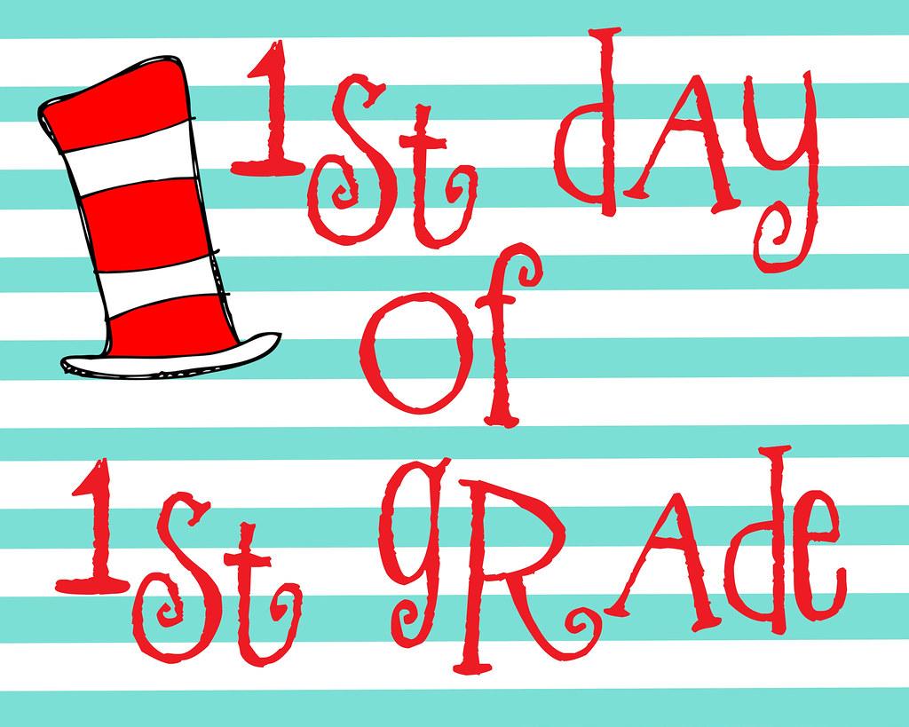Charlotteswebtheblog School Dr Seuss Themed Signs And