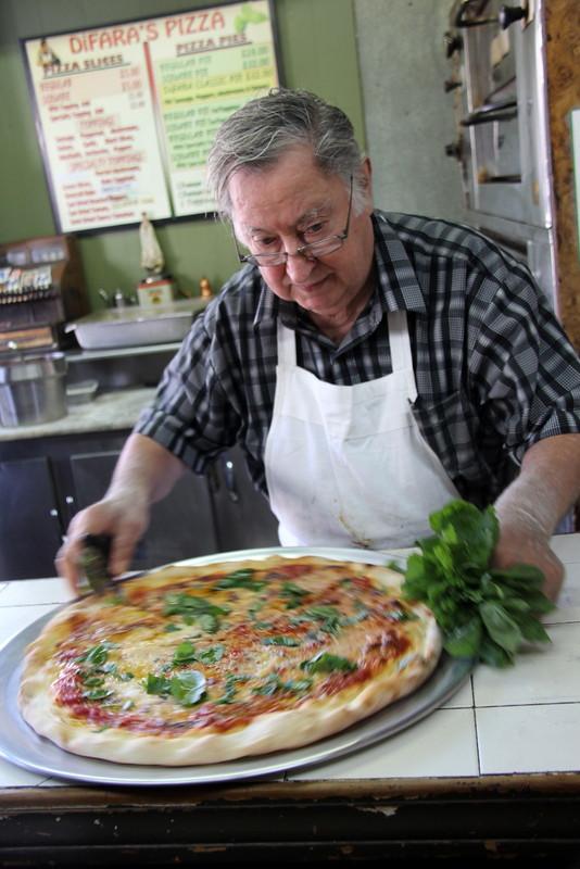 Dom Demarco - Di Fara Pizza