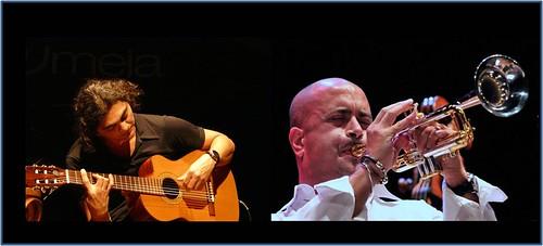 MARCIO RANGEL & FLAVIO BOLTRO  al Cotton Club di Roma by cristiana.piraino