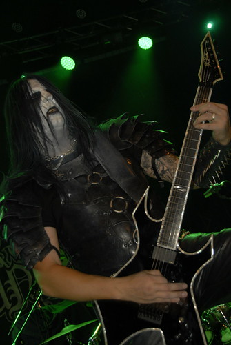 Lord Ahriman of Dark Funeral