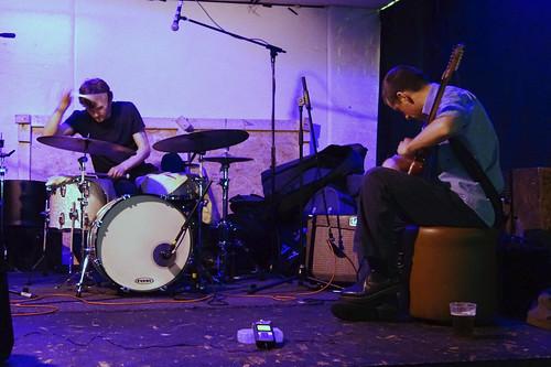 Kraak art space, Manchester 24.9.12
