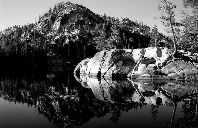 Reflection at Dardenalle Lake