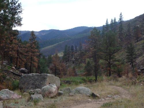 9-26-12 CO - Hewlett Gulch Hike28