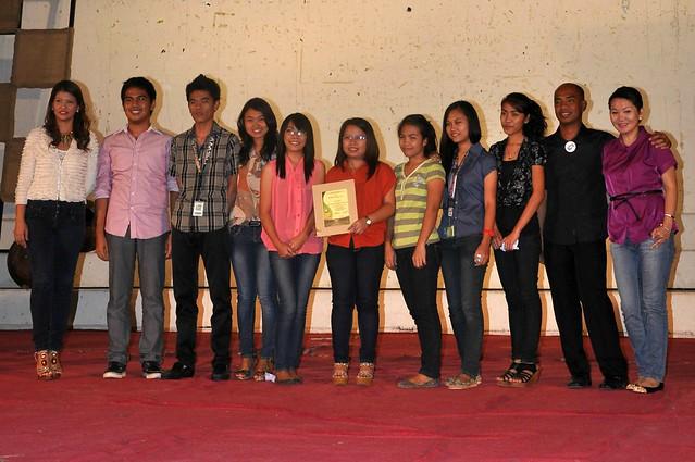 Integrated Marketing Communication Awarding Ceremony