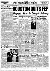 Truman refuses to Act on Capital Transit; Houston Resigns from FEPC: 1945 (Photo 20)