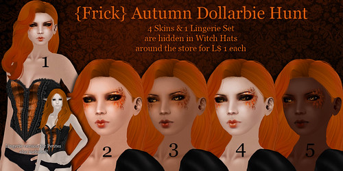 {Frick} Autumn Dollarbie Hunt