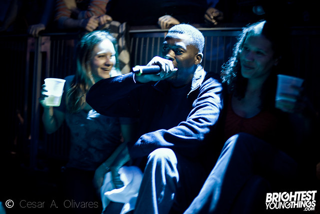 The GZA @ The Howard Theatre