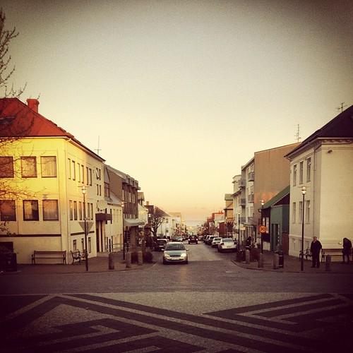 Good morning #reykjavik #iceland