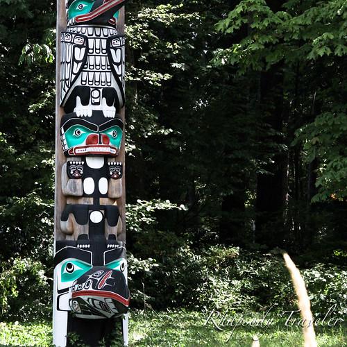 Chief Wakas Pole