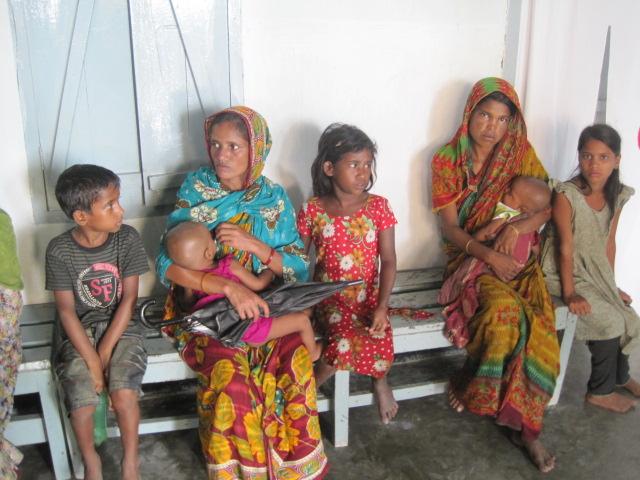 Breastfeeding Moms in Bangladesh