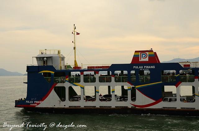 ferry pulau pinang