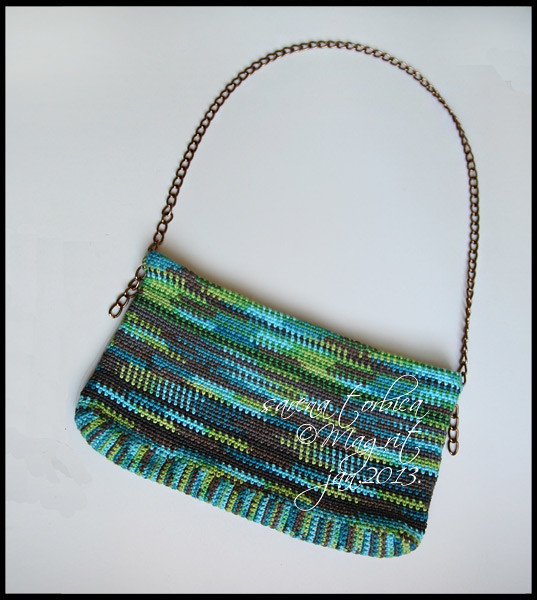 multicolor little bag