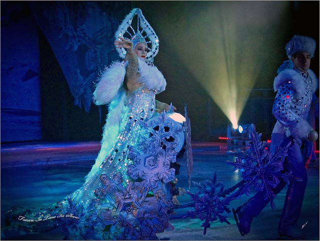 Frozen In Time Ice Show3