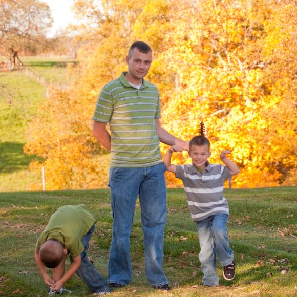 Family Portraits, 2012 - Outtakes #3