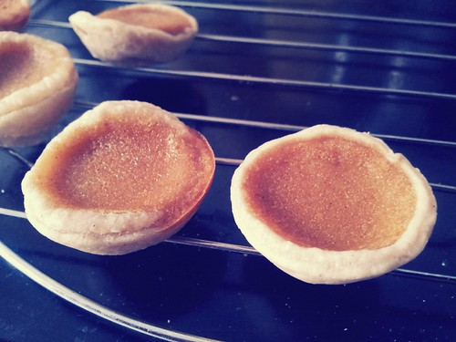 Tiny Pumpkin Pies