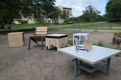 Reused Wood Furniture