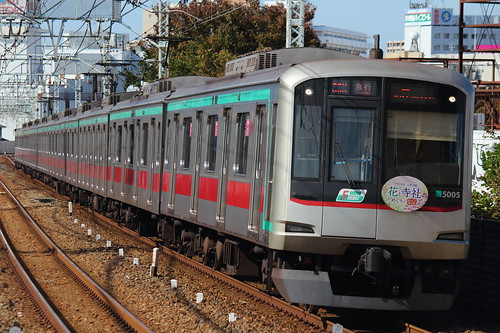 5105F(花と寺社HM) @梅島