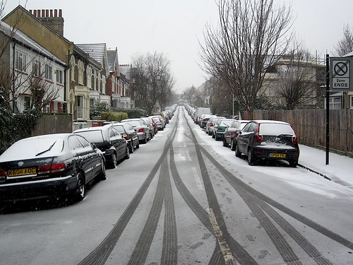 Algiers Road, Ladywell