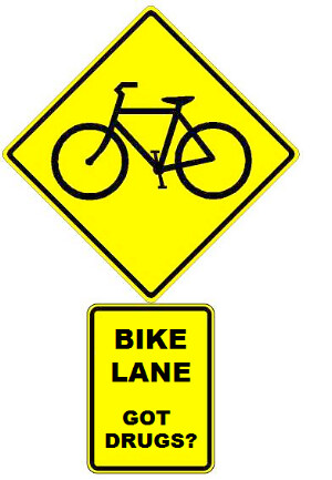 Lance Armstrong Bike Route