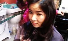 Kiểu tóc dài uốn xoăn Retro đi dự tiệc Hair salon Korigami 0915804875 (www.korigami (4)