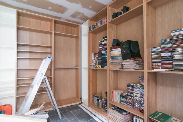 Bibliotheek tijdens (1)