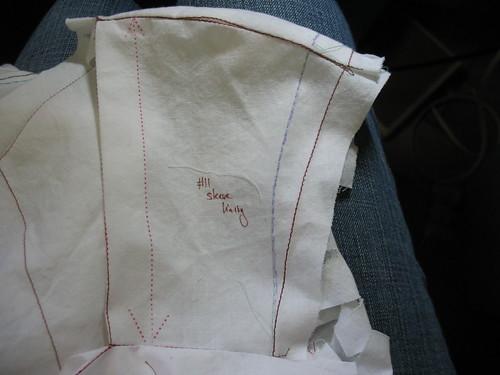 3,0 sleeve alteration